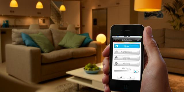 Tv-serie ondersteunt Philips Hue-ledlampen