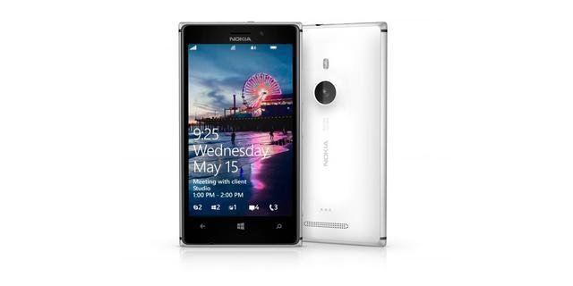Nokia Lumia 925 in augustus naar Nederland