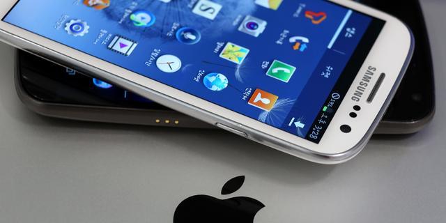 Hoe de patentoorlog van Apple en Samsung met een sisser afloopt