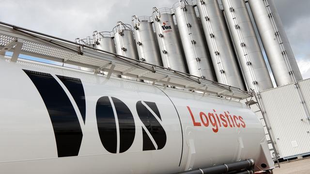 Forse winstdaling voor transportbedrijf Vos