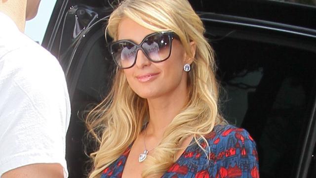 Paris Hilton focust zich op carrière