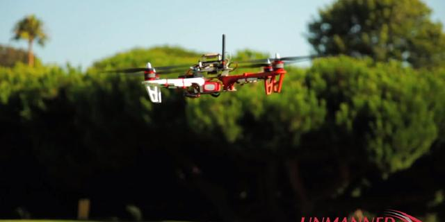 Drones ingezet tegen stropers in Afrika