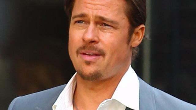 Brad Pitt begrijpt aandacht voor zijn relatie