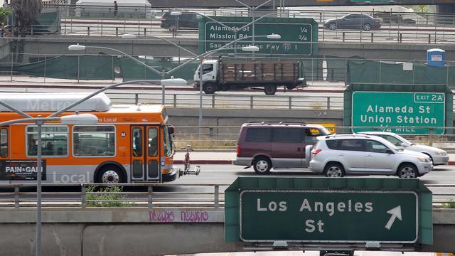 Aardbeving nabij Los Angeles