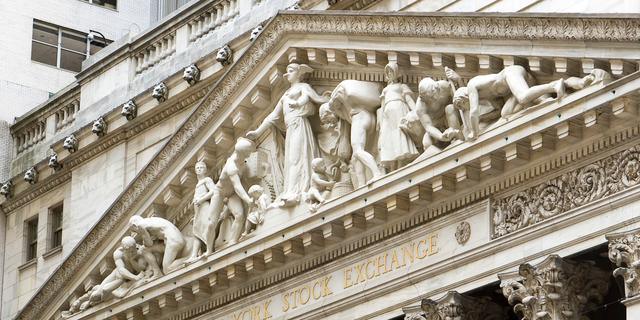 Wall Street eindigt vlak