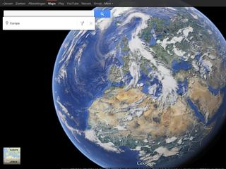 Idee achter Google Earth-interface ouder dan patent aanklager