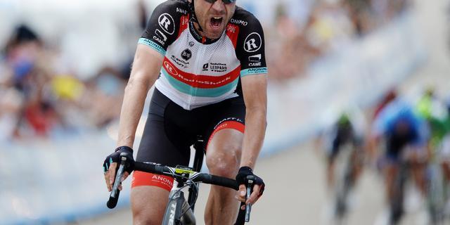 Voigt (41) wint vijfde etappe in Ronde van Californië