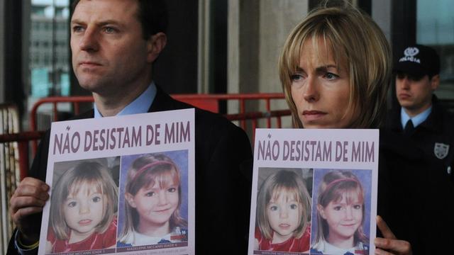'Vermiste Madeleine McCann mogelijk nog in leven'