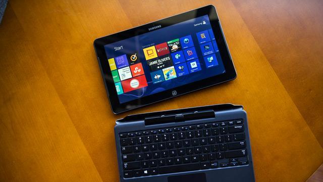 Nederlanders gebruiken vooral oude omgeving Windows 8