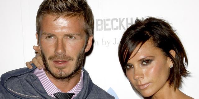 'Beckhams willen huis Gianni Versace kopen'