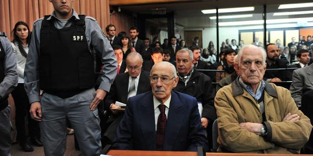 Videla overleed aan bloedingen na val onder douche