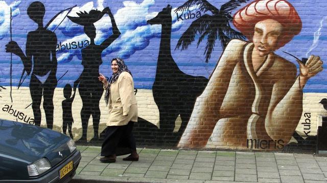 'Politie heeft grip op Haagse Schilderswijk'