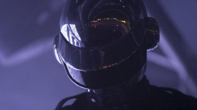 Daft Punk treedt op tijdens Grammy Awards