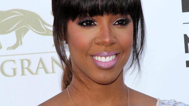 Kelly Rowland bevallen van een zoon