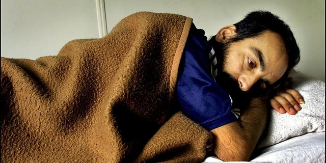 'Asielzoekers Rotterdam opnieuw in hongerstaking'