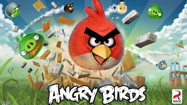 Amsterdamse studio maakt officiële Facebook-versie van Angry Birds