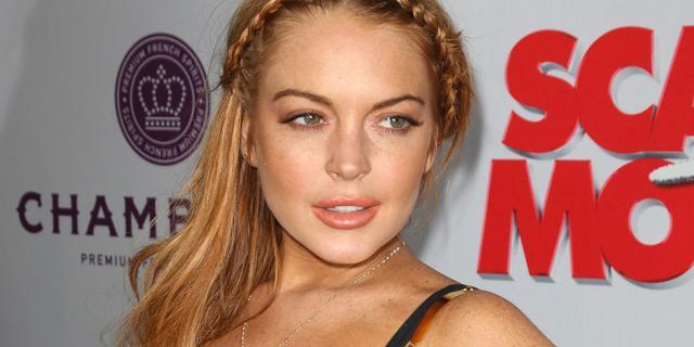 Lindsay Lohan noemt zichzelf ergste vijand