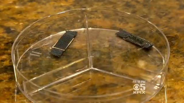 Scholiere kan telefoon in 30 seconden opladen