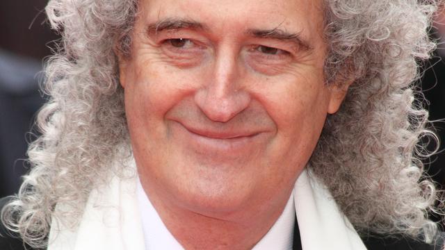 Brian May zegt tournee af wegens ziekte