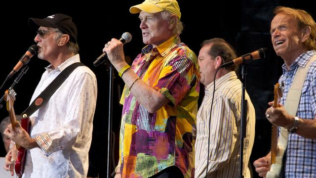 The Beach Boys hoofdact Memorial Day Concert