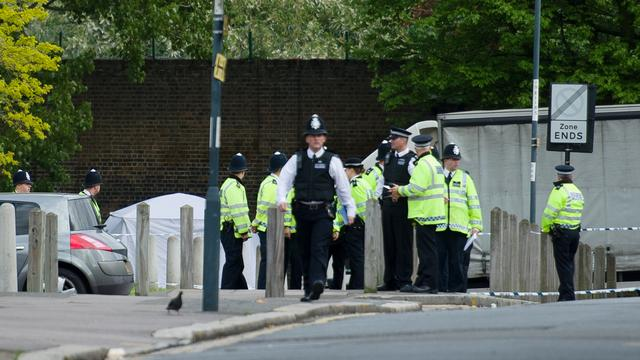 'Opnieuw steekpartij in Londense wijk Woolwich'