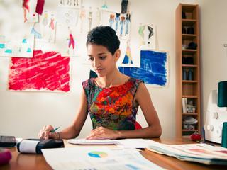 Jonge ondernemers beginnen vaak een webwinkel