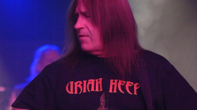 Bassist Uriah Heep (62) overleden