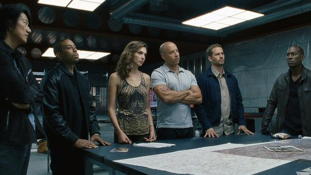 'Opnames Fast & Furious 7 beginnen weer in april'