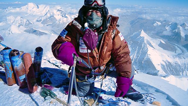 Mensen mogen niet langer alleen Mount Everest beklimmen