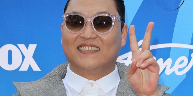 Gastrol voor Psy in film From Vegas to Macau 3