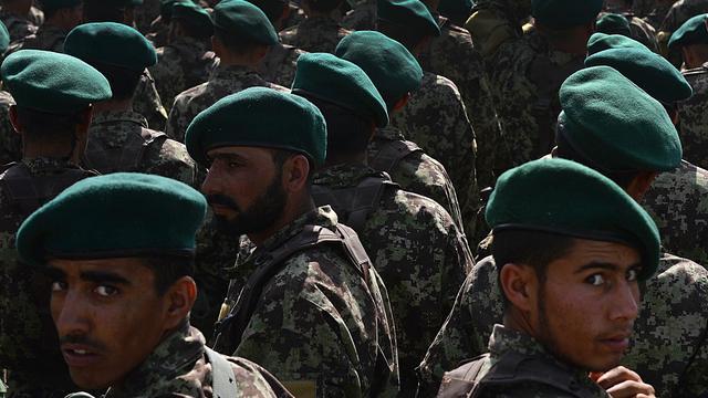 Militairen dood door vliegcrash Afghanistan