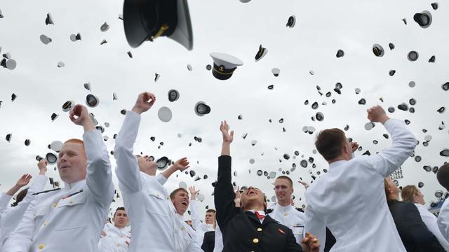 Philip Bilden trekt zich terug als kandidaat hoofd marine VS