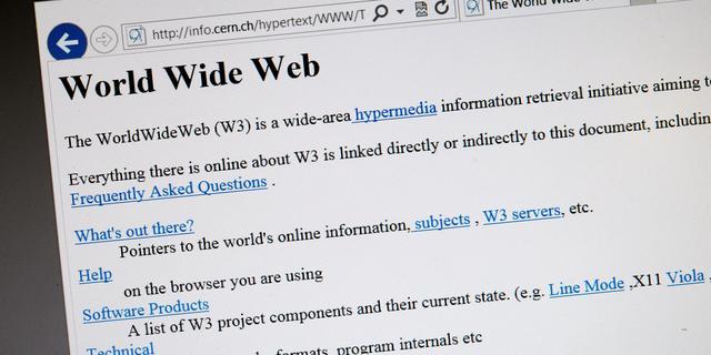 Achtergrond: Vijf mensen zonder wie het internet niet zou bestaan