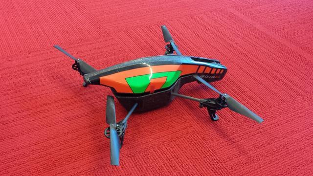 Drones mogen zonder vergunning de lucht in