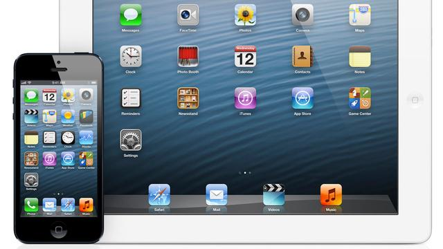 'iOS 7 krijgt drastisch versimpeld uiterlijk'
