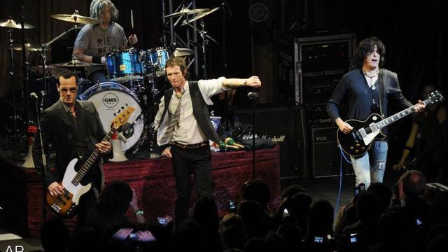 Open audities voor nieuwe frontman Stone Temple Pilots