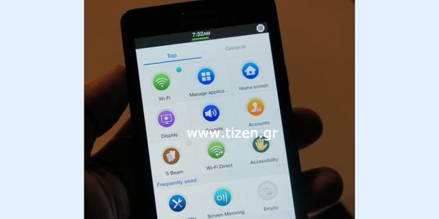 'Ontwikkeling besturingssysteem Tizen vertraagd door Samsung'