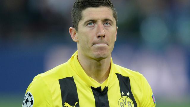 'Ook Lewandowksi naar Bayern München'