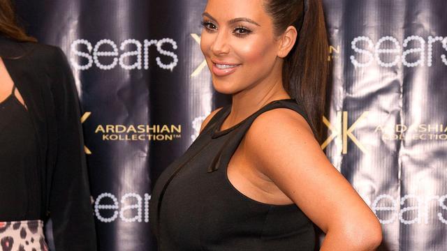 'Kim Kardashian nieuwe gezicht Weight Watchers'