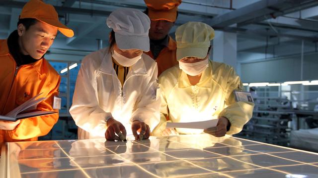 Productie China neemt toch toe