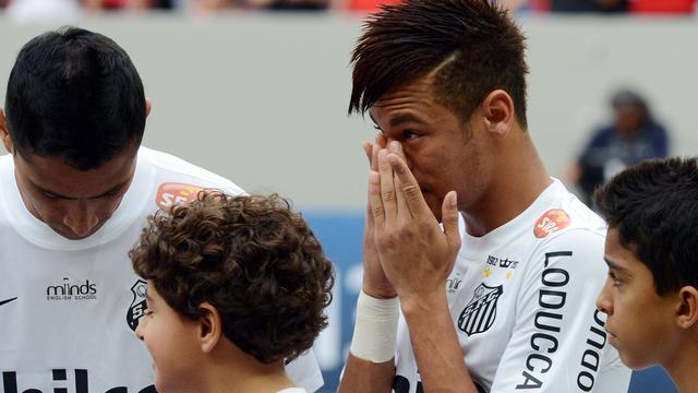 Neymar op 3 juni gepresenteerd bij Barcelona