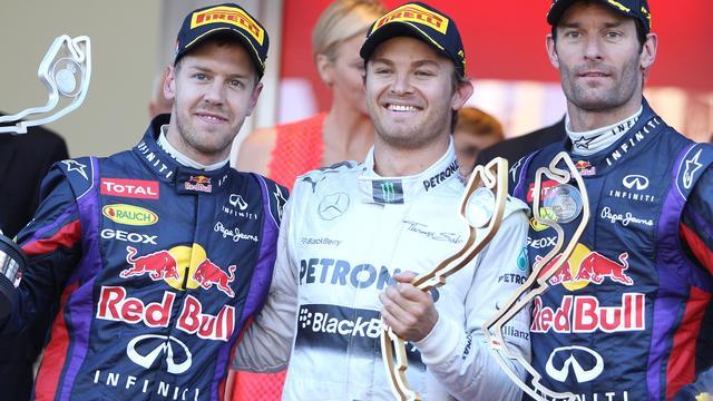 Rosberg verzilvert pole position in Grand Prix Monaco