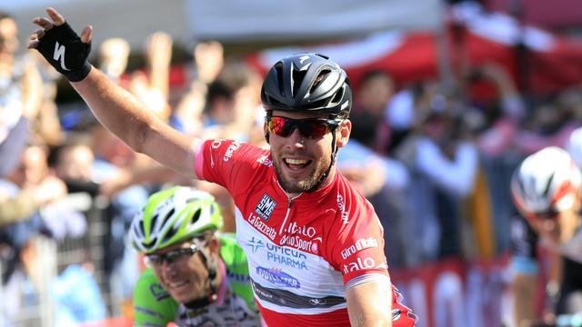 Cavendish sprint naar vijfde zege in laatste etappe Giro