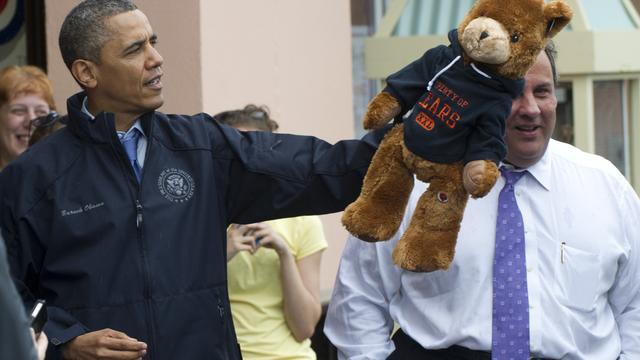 Obama mogelijk op bezoek bij Mandela