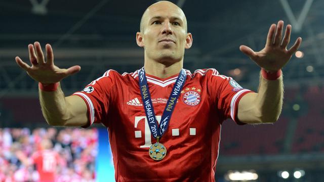 Sammer: 'Robben miste erkenning'