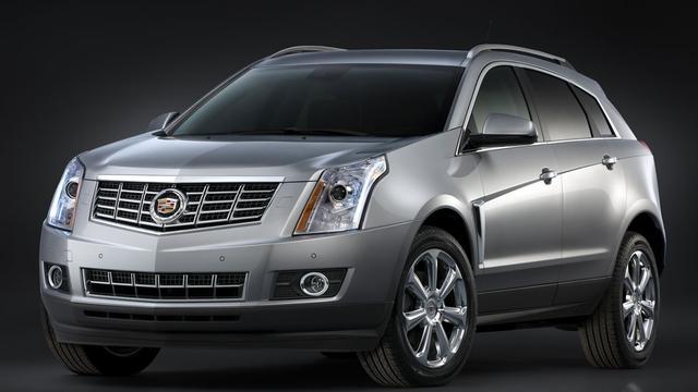 Terugroepactie Cadillac SRX in VS