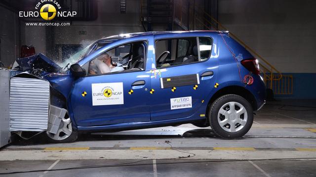 Nissan Evali scoort slecht bij botstest ANWB