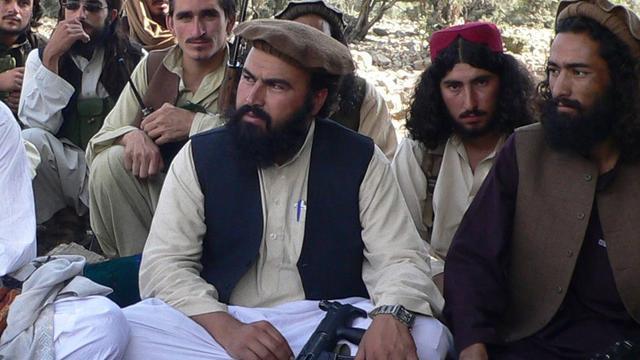 Nummer 2 Taliban Pakistan door drone gedood