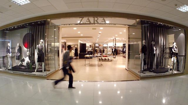 Verkopen kledingbranche zakken weg