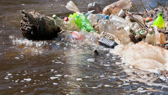 'Levend' apparaatje kan watervervuiling meten